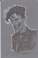 The Joker by Ariel Olivetti Comic Art