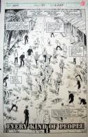 NAM # 60, page 3. Wayne Vansant Comic Art