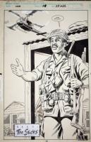 NAM # 54, page 22. Wayne Vansant Comic Art