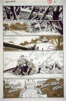 NAM # 74 page 6. Wayne Vansant Comic Art