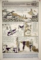NAM # 80, page 1. Wayne Vansant Comic Art