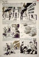 NAM # 80, page 5. Wayne Vansant Comic Art