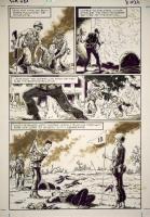 NAM # 80, page 8. Wayne Vansant Comic Art