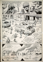 NAM # 32, page 13. Wayne Vansant Comic Art
