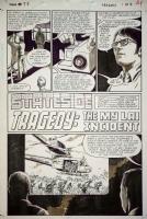 NAM # 75, page 1. Wayne Vansant Comic Art