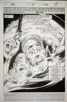 NAM # 63, page 1. Wayne Vansant Comic Art