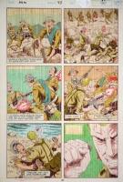 NAM # 43, page 20. Wayne Vansant Comic Art