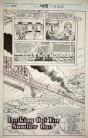 NAM # 45, page 2. Wayne Vansant Comic Art