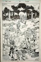 NAM # 35, page 7. Wayne Vansant Comic Art