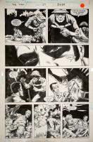 NAM # 37, page 8. Wayne Vansant Comic Art