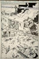NAM # 25, page 9. Wayne Vansant Comic Art