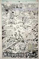 NAM # 56, page 3. Wayne Vansant Comic Art