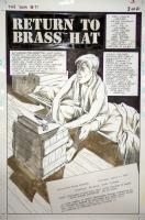 NAM # 71, page 3. Wayne Vansant Comic Art