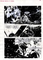 Zaffino Savage Sword of Conan 162 p.16 Comic Art