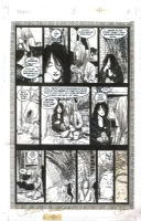 Death: The High Cost Of Living, Issue 3, Page 6 Comic Art