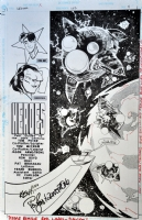 Legion of Super-Heroes #102, pg#4 Comic Art