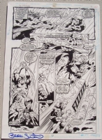 Guy Gardner: Warrior, no. 43, p. 11 Comic Art