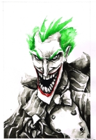 Joker - Fletcher Comic Art