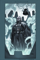 Vader Commission - Color Comic Art