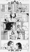 Fables #19 p17 Comic Art
