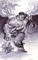 Hulk, Comic Art