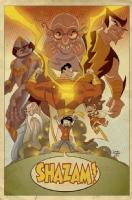 Shazam!, Comic Art