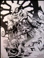 Assassin's Creed: Ezio: Andy Brase, Comic Art