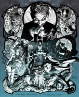 Dark Knight: Black Hearts, Comic Art