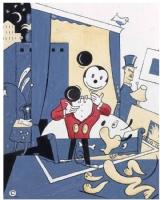 For Sale - Evermeulen - The NewYorker - The Art of Disney, Comic Art