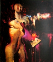 For Sale - Dave McKean - Unexpected Want, Comic Art