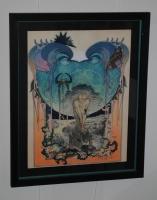 Stealer Of Souls - 1988 Vintage Michael Kaluta art Comic Art