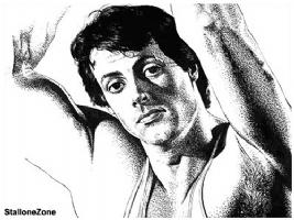 Rocky by Gulacy Comic Art