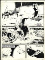 2000 A.D. prog 640, p.4, Comic Art