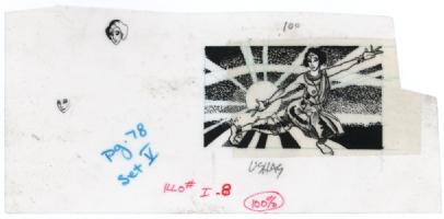 Deities & Demigods Ushas illustration, Comic Art