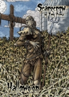 Hallowe'en: Scarecrow Chase Card Art, Comic Art