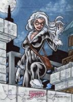 Black Cat - Dangerous Divas 2, Comic Art