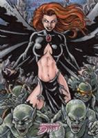 Goblin Queen - Dangerous Divas 2, Comic Art