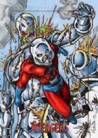 Antman - Avengers Silver Age, Comic Art