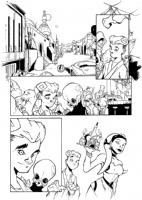 STAR WARS TALES #7 NERF HERDER, pg 2 Comic Art