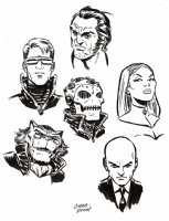 Cameron Stewart, New X-Men, Comic Art