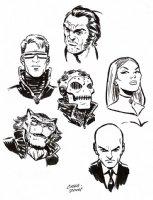 Cameron Stewart, New X-Men, Comic Art