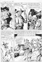 TWO-GUN KID #42 (June58) story 1, p.2 Comic Art