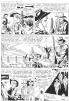 TWO-GUN KID #42 (June58) story 1, p.3 Comic Art