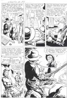 TWO-GUN KID #42 (June58) story 1, p.4 Comic Art