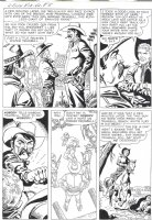 TWO-GUN KID #42 (June58) story 1, p.5 Comic Art