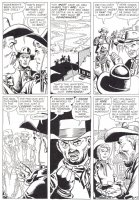 TWO-GUN KID #42 (June58) story 2, p.2 Comic Art