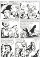 TWO-GUN KID #42 (June58) story 2, p.3 Comic Art