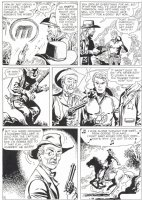 TWO-GUN KID #42 (June58) story 2, p.5 Comic Art