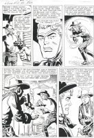 TWO-GUN KID #42 (June58) story 3, p.2 Comic Art