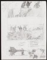 Franquin Comic Art